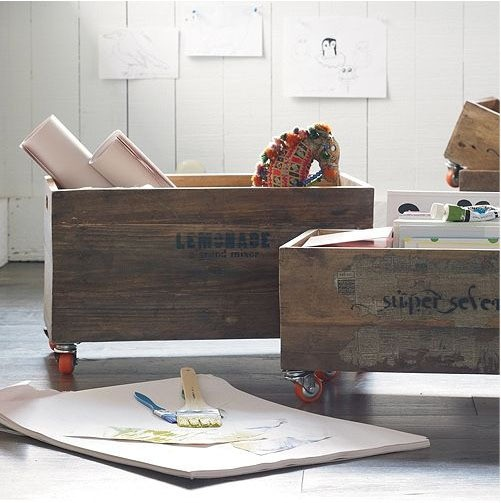 Upcycle Decorating How To Decorate Your Home With Wooden Crates