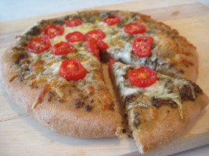 Pizza comes in flavors for everyone to enjoy! Image from MomPrepares media library.