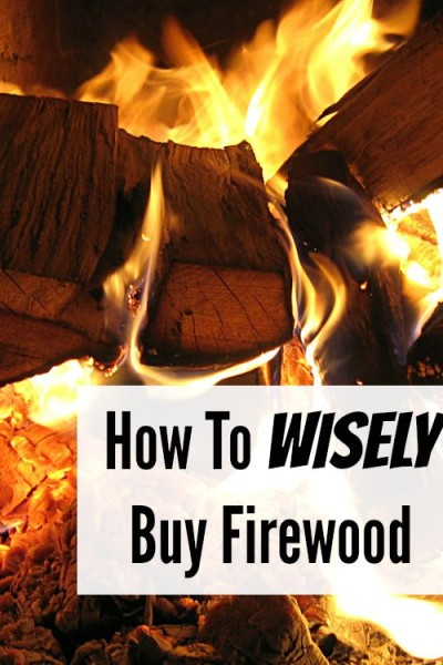 How to Buy Firewood Wisely