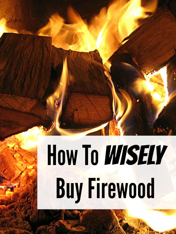 how to buy firewood