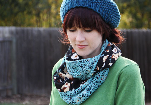 Easy Scarf Patterns to Sew for Quick Christmas Gifts