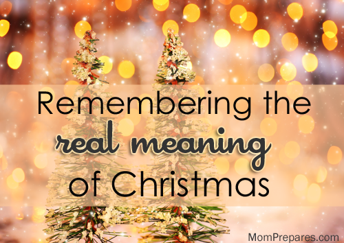What is the meaning of christmas?
