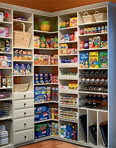 How to Organize and Store Your Stockpile