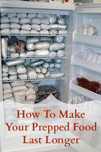 How To Keep Bugs Out Of Your Stored Food