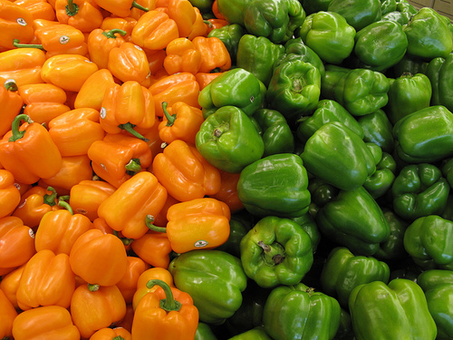 How to Dehydrate Sweet Bell Peppers