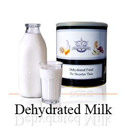 Dehydrated Milk