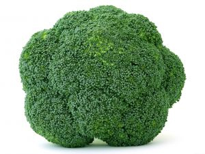 Raw, Green, Soon-out of Season Broccoli - Image by lockstockb