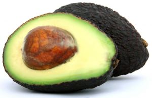 Beautiful avocado