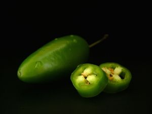 Mmm.... jalapenos! Perfect for making Mexican casserole! - Image by Spiders