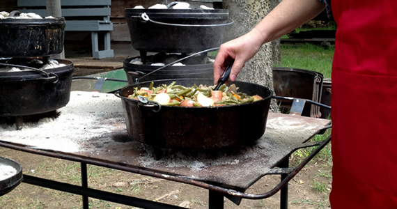How to Cook in a Dutch Oven