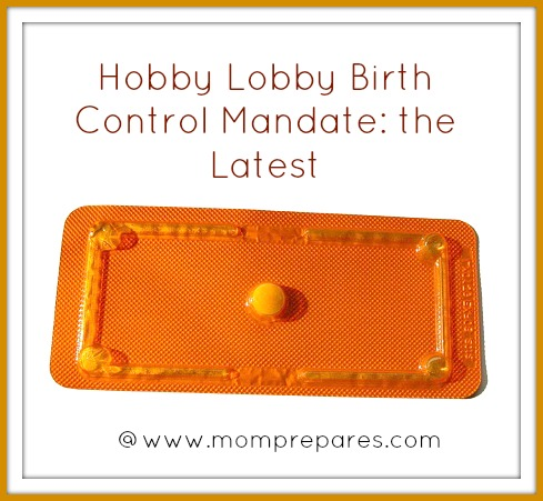 The latest on the Hobby Lobby birth control mandate: original image by Mettiche, cover design by Kate Singer