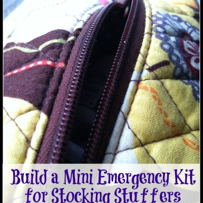 Emergency Kits As Gifts And Stocking Stuffers