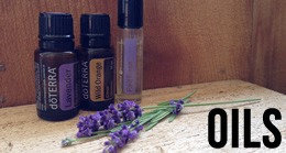 Many essential oils provide stress-relieving benefits. Photo by Erica Mueller