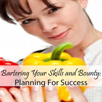 How to Barter Your Skills and Bounty: Planning For Success