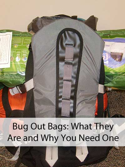 Logistically, it won't all fit but you need a good sized back pack to start with