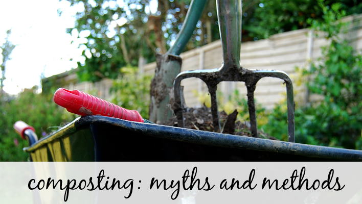 Composting: Methods and Myths