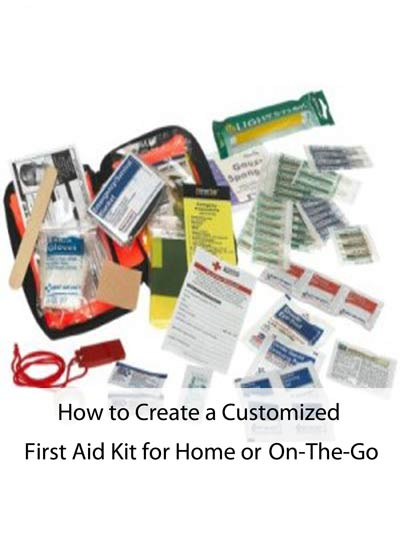 Do you have first aid kit for your family?