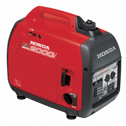 The Honda EU2000i is the preferred generator for off grid sailboat owners