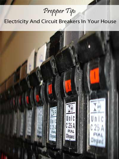 Knowing how to turn off the electricity in your home can be a lifesaver! Image Credit: Victor Machado