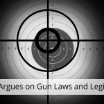 Senate Argues on Gun Laws and Legislations_slide