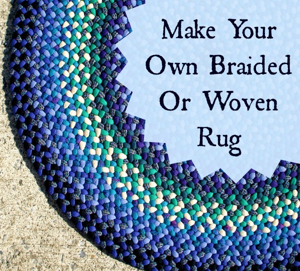 Perfect DIY Rag Rug