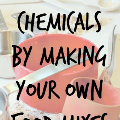 Make Your Own Kitchen Mixes