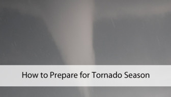 How to Prepare for Tornado Season