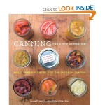 Excellent recipes for canning your goodies from the garden. Image courtesy of Amazon