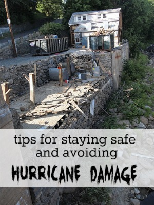 Tips for Avoiding Hurricane Damage
