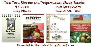 Food Storage and Preparedness Ebook Bundle