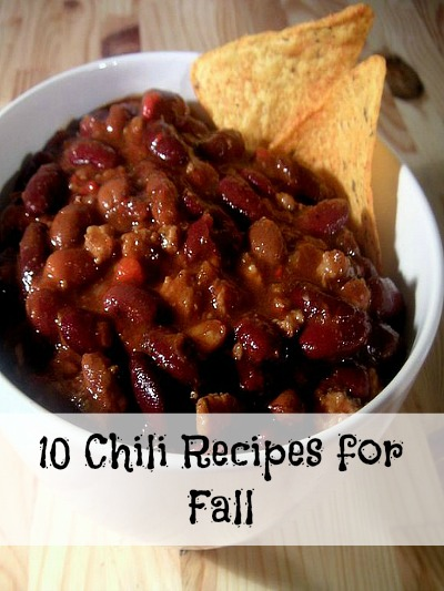 You won't want to miss trying all of these delicious chili recipes from around the web. Photo by Carstor