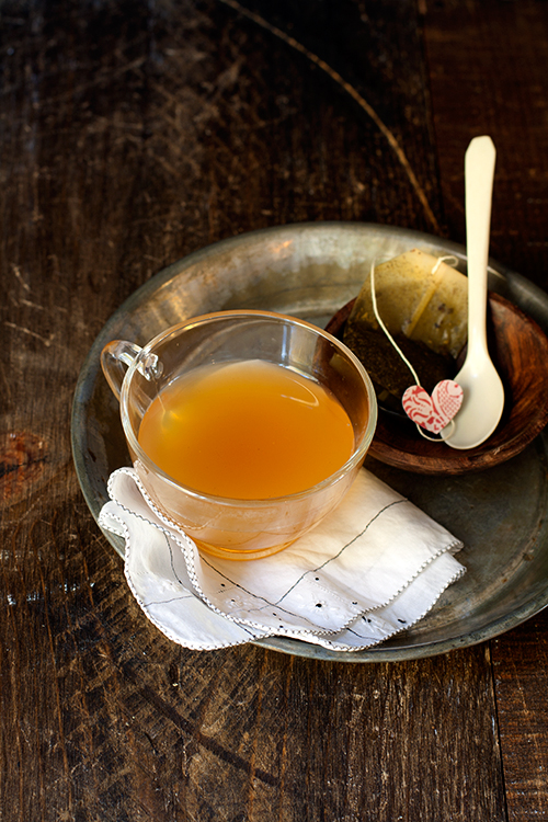 Apple Cider Steeped Tea