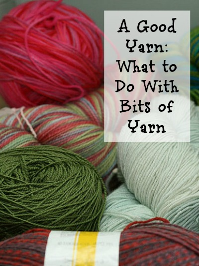 Got a yarn stash? Here's what to do with it. Photo: LollyKnits / CC by 2.0