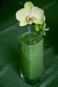 A delicious apple-kale smoothie. Photo: Joanna Slodownik / CC by 2.0