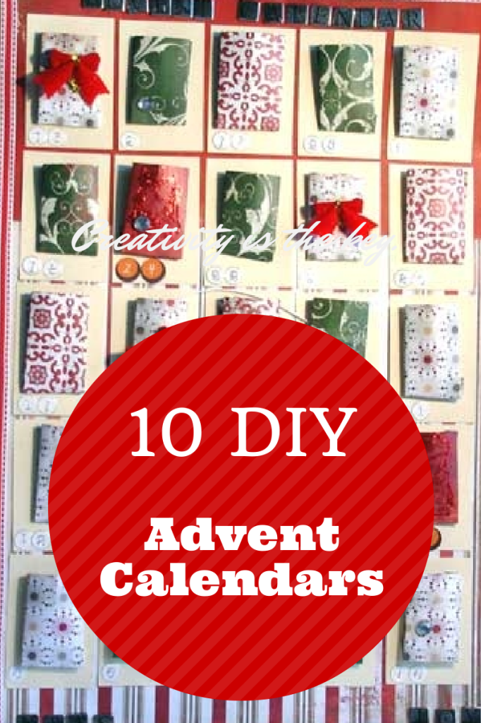 10 DIY Advent Calendars