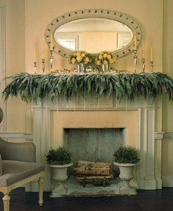 mantle decoration