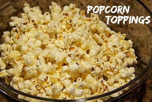 A bowl of fresh popcorn awaiting your favorite topping. Flickr photo by veggiefrog