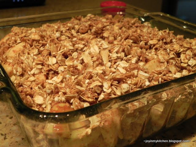 produce-apple crisp