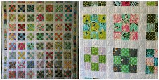 quilt nine patch