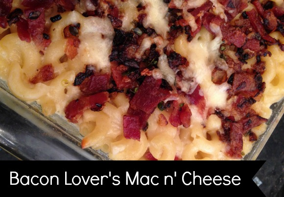Bacon Lovers Mac n Cheese Recipe