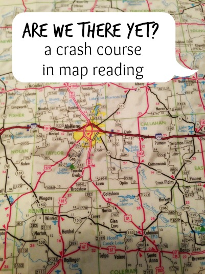 Crash Course To Map Reading