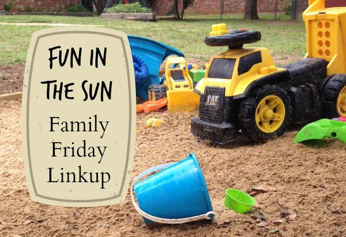 Family Friday Link Up - Summer