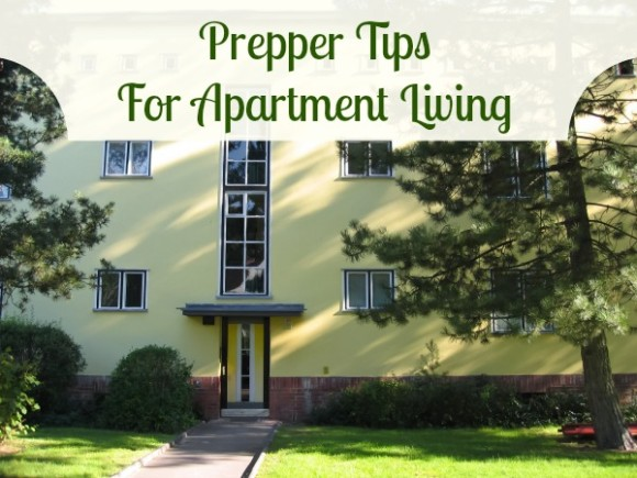 preparedness in an apartment