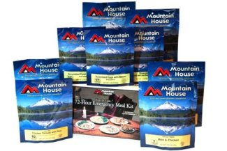Mountain House 72 Hour Food Kit