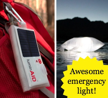 Alternative To Flashlight For Emergency Situations