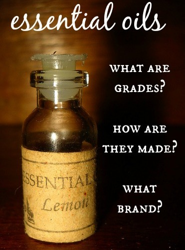 How to Choose a Brand of Essential Oils