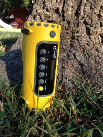Tuf Digital Radio Flashlight for Survival and Camping