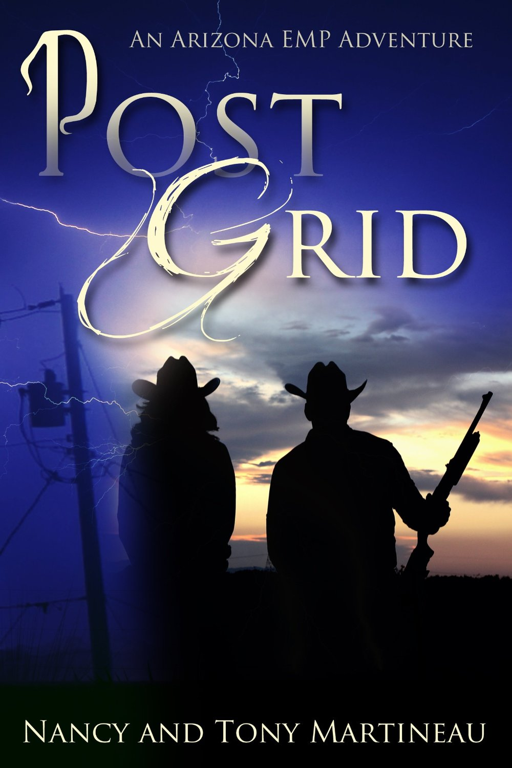 Post Grid Novel by Nancy and Tony Martineau | Book Review