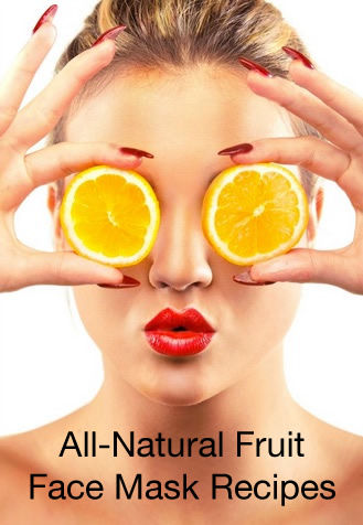 Fruit Face Mask Recipes for Valentines Day