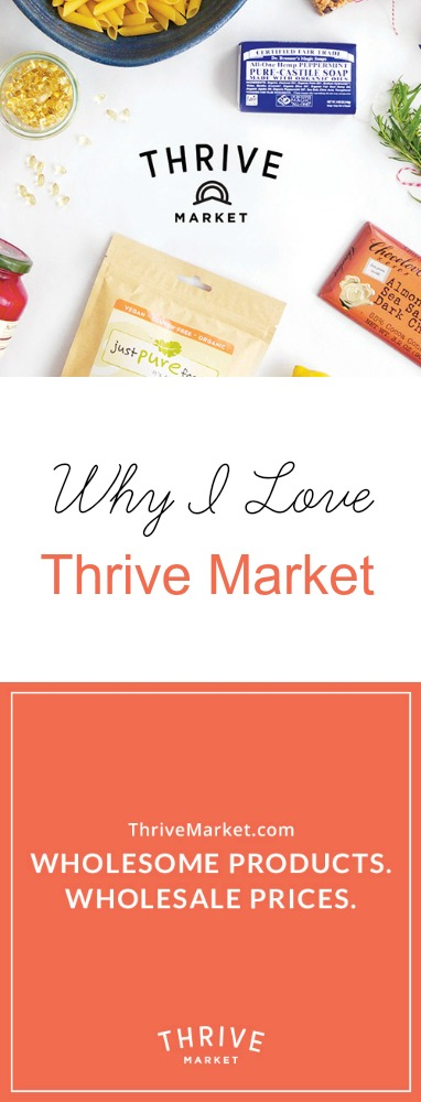 Why I Love Thrive Market